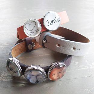 Armband van Loutas met eigen foto('s)