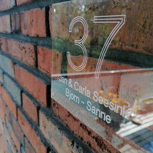 Plexiglas naamplaat (voordeur)