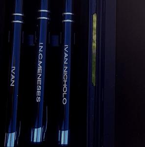 Gegraveerde pen kopen